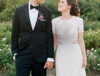 Houston wedding Attire