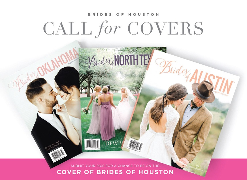 Brides of Houston Magazine Cover Contest