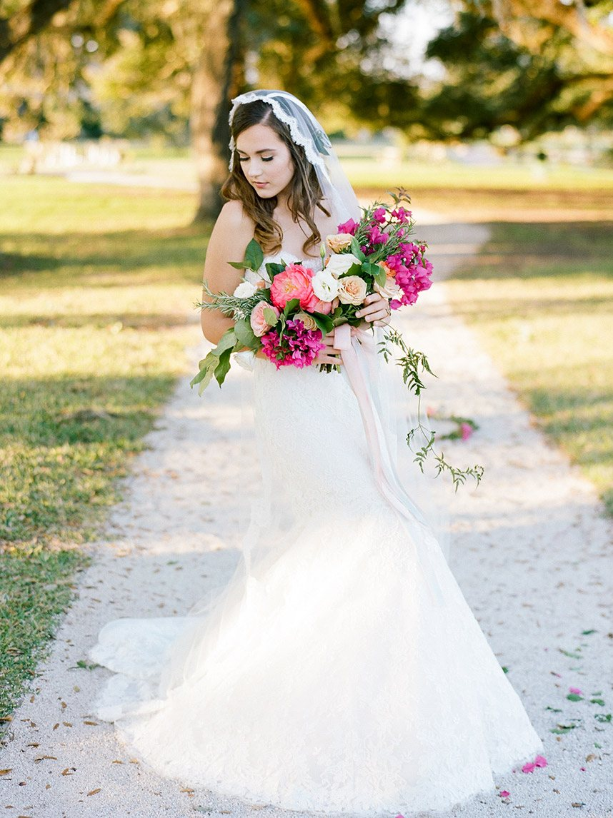 Spanish Wedding Inspiration, Houston Oaks, Belle Events