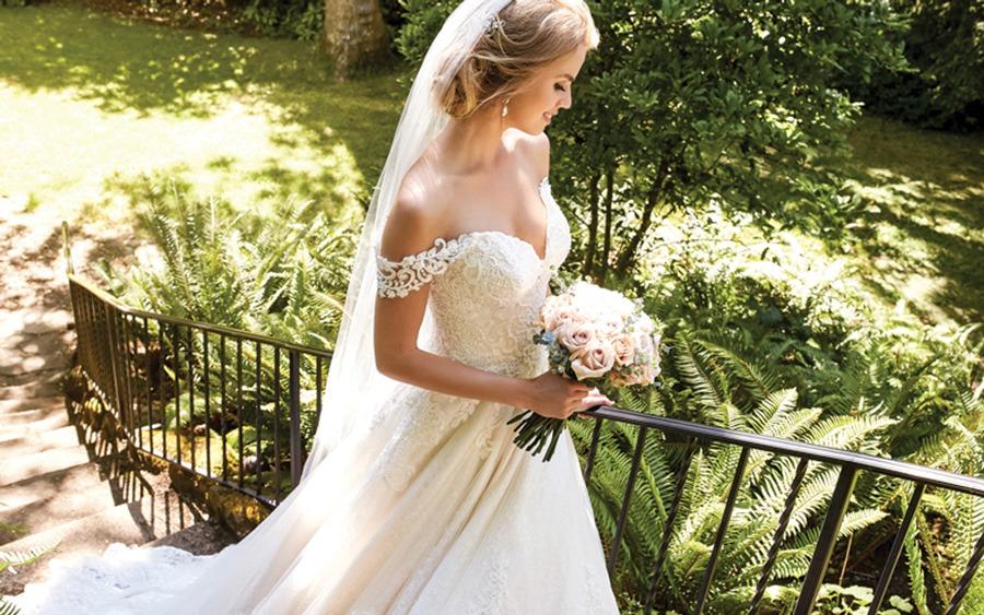 Martina Liana Trunk Show Houston Wedding Boutique Brickhouse Bridal