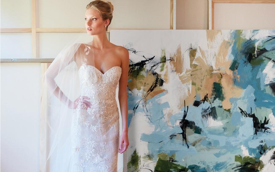 Liancarlo Trunk Show Houston Wedding Boutique Ivory Bridal Atelier