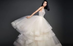 Lazaro Trunk Show Houston Wedding Boutique Ivory Bridal Atelier