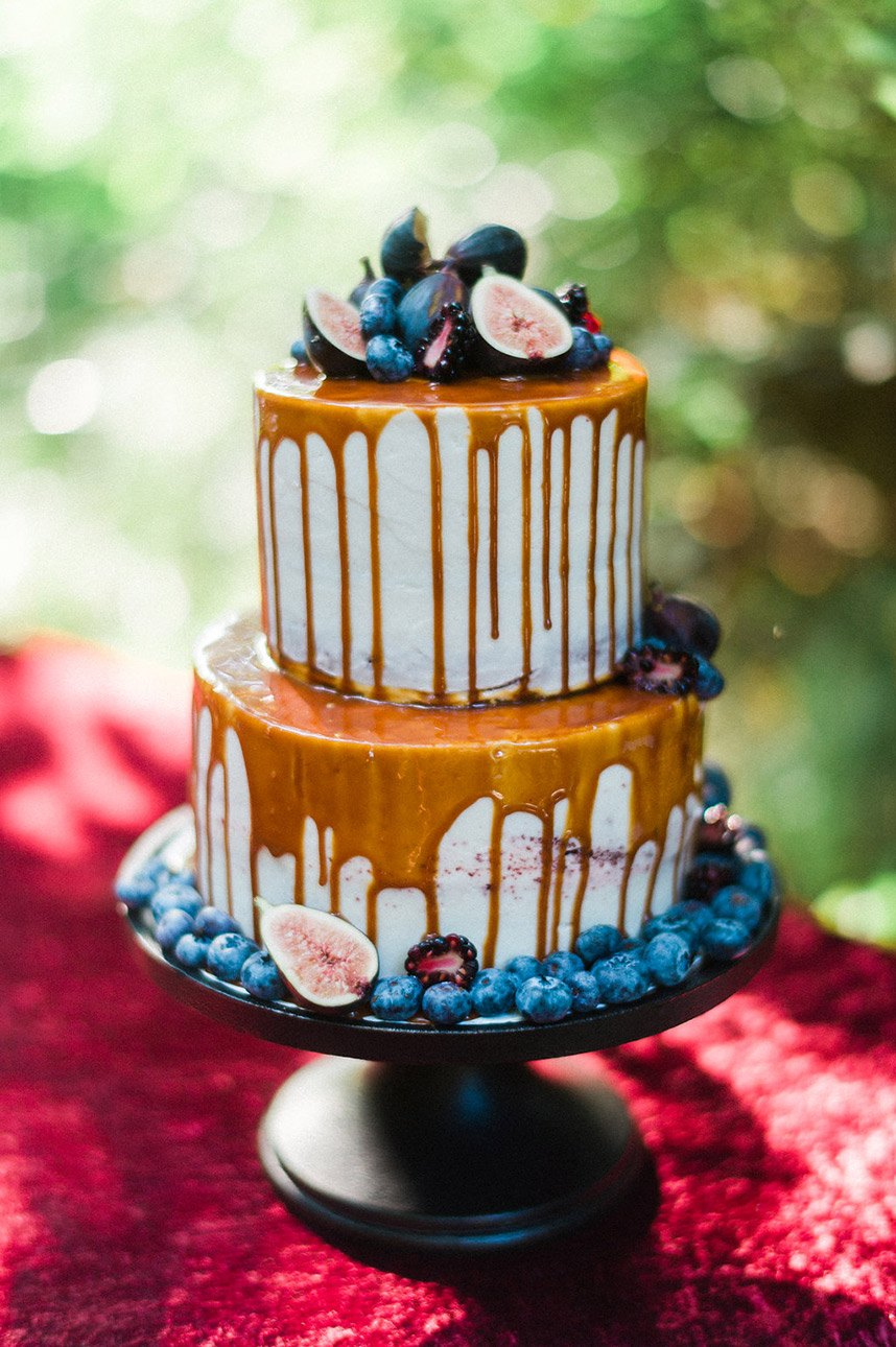 Houston Wedding Cake And Catering Trends From 2017