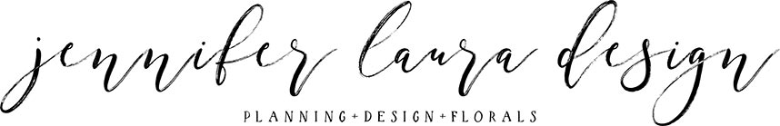 Jennifer Laura Design - Houston Floral, Wedding Planner
