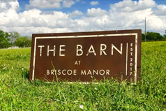 The Barn at Briscoe Manor - Houston