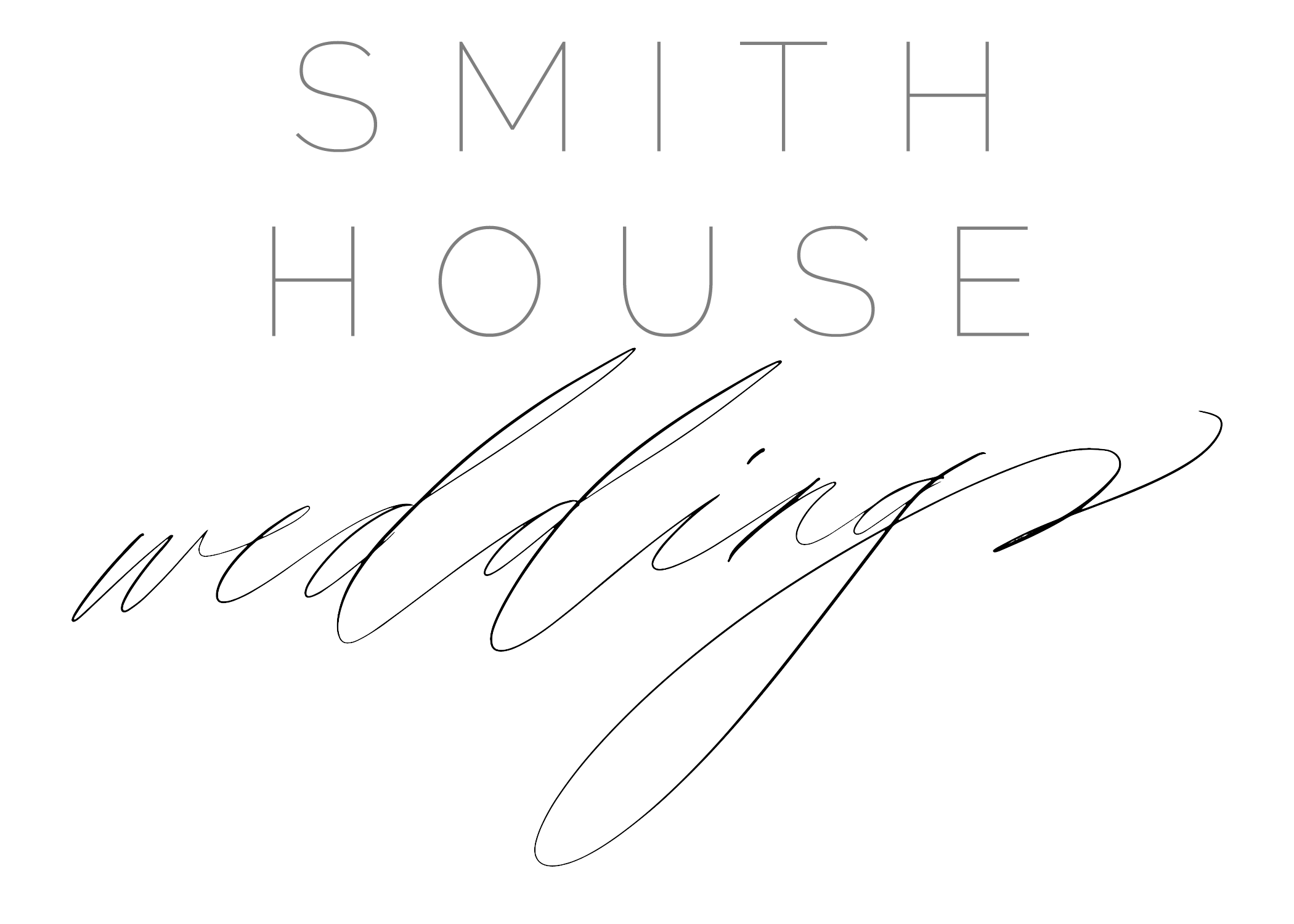 Smith House Weddings - Houston Photography