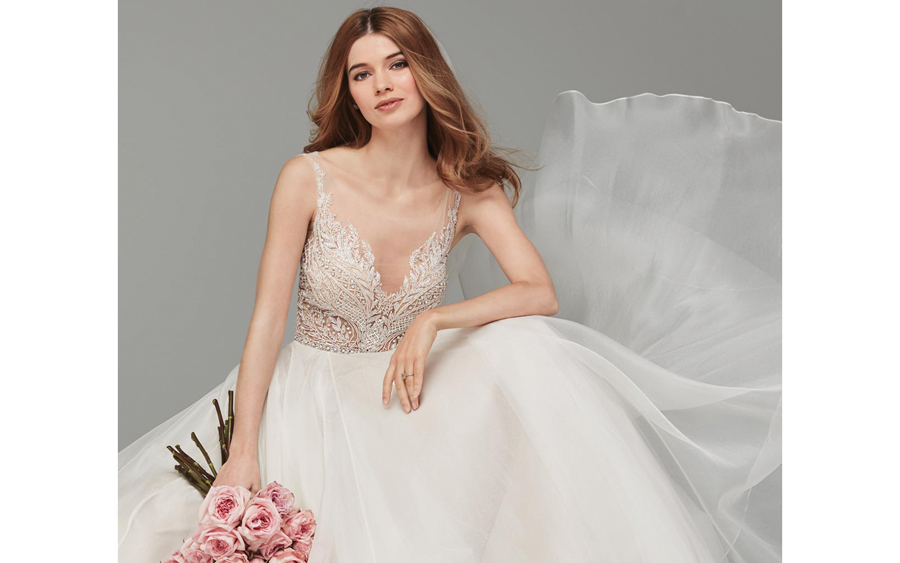 Watters Fall 2018 Trunk Show Houston Wedding Boutique Brickhosue Bridal
