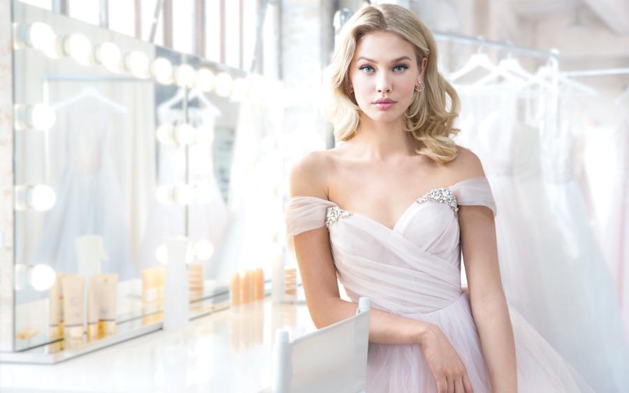 Blush by Hayley Paige Spring 2018 Houston Wedding Boutique Brickhouse Bridal