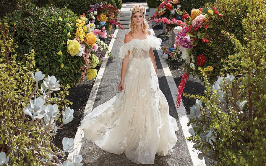 Galia Lahav Trunk Show Houston Wedding Boutique Stanley Korshak Bridal