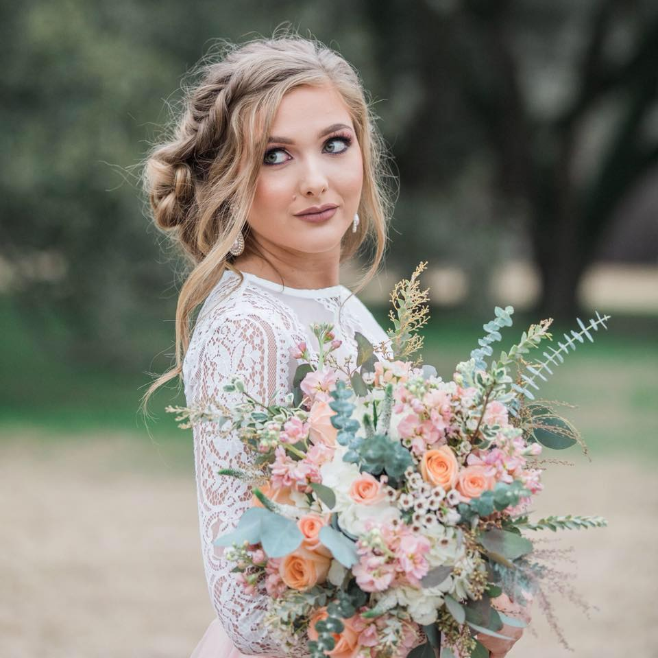 Callie Elizabeth Hair - Houston Wedding Beauty
