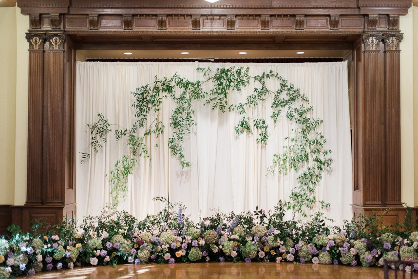 making the most of your floral budget with houston wedding photographer smith house weddings houston florist mibellarosa