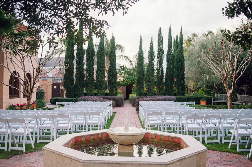 houston wedding venue the parador