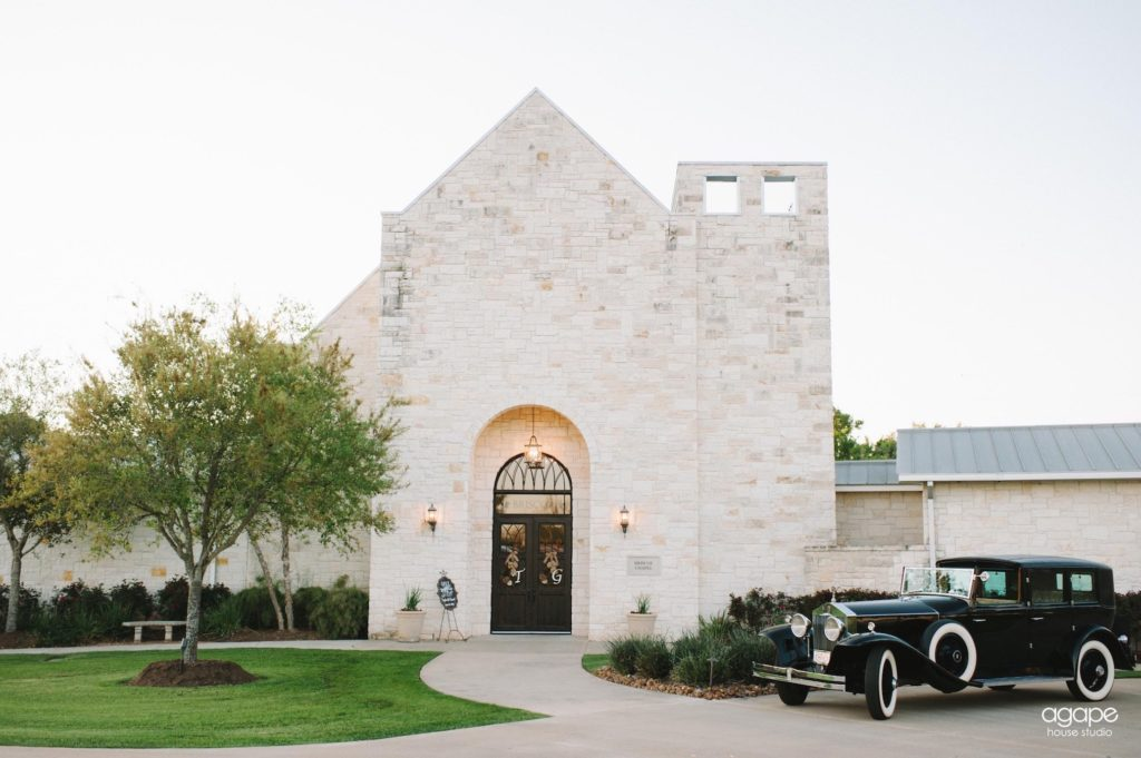 Briscoe Manor - Houston Wedding Venues
