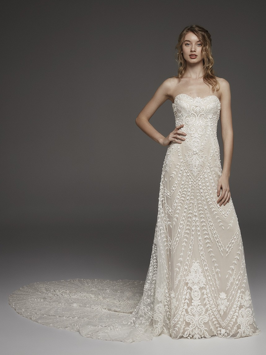 houston bridal boutique stephen grace atelier pronovias trunk show