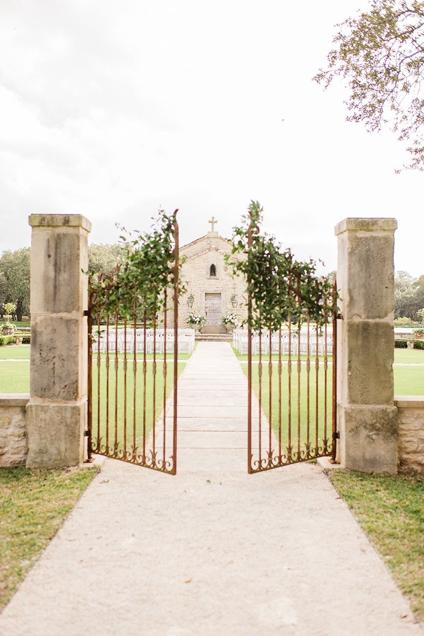 Al-Fresco Chapel Wedding Walkthrough with Chancey Charm