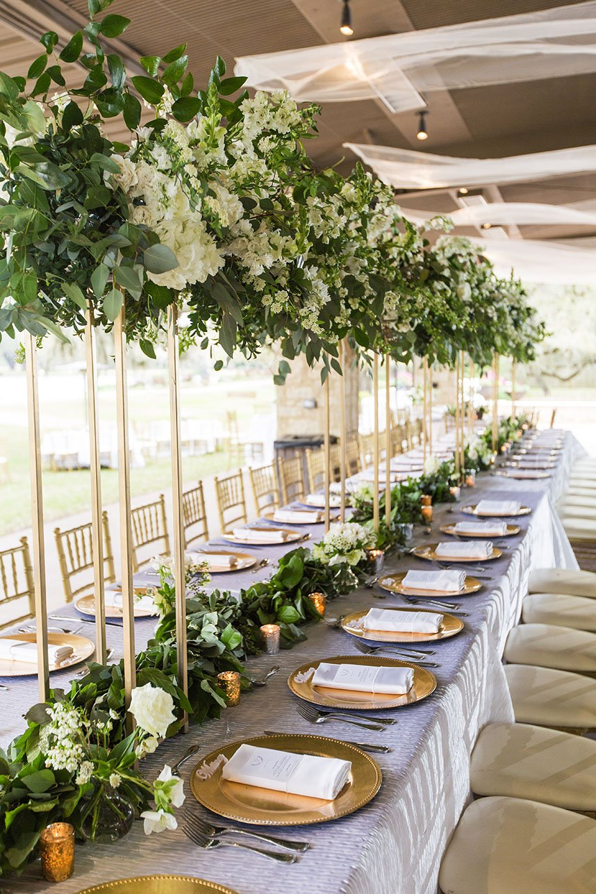 Outdoor Ballroom Wedding Walkthrough with Alyssa Meeks Events