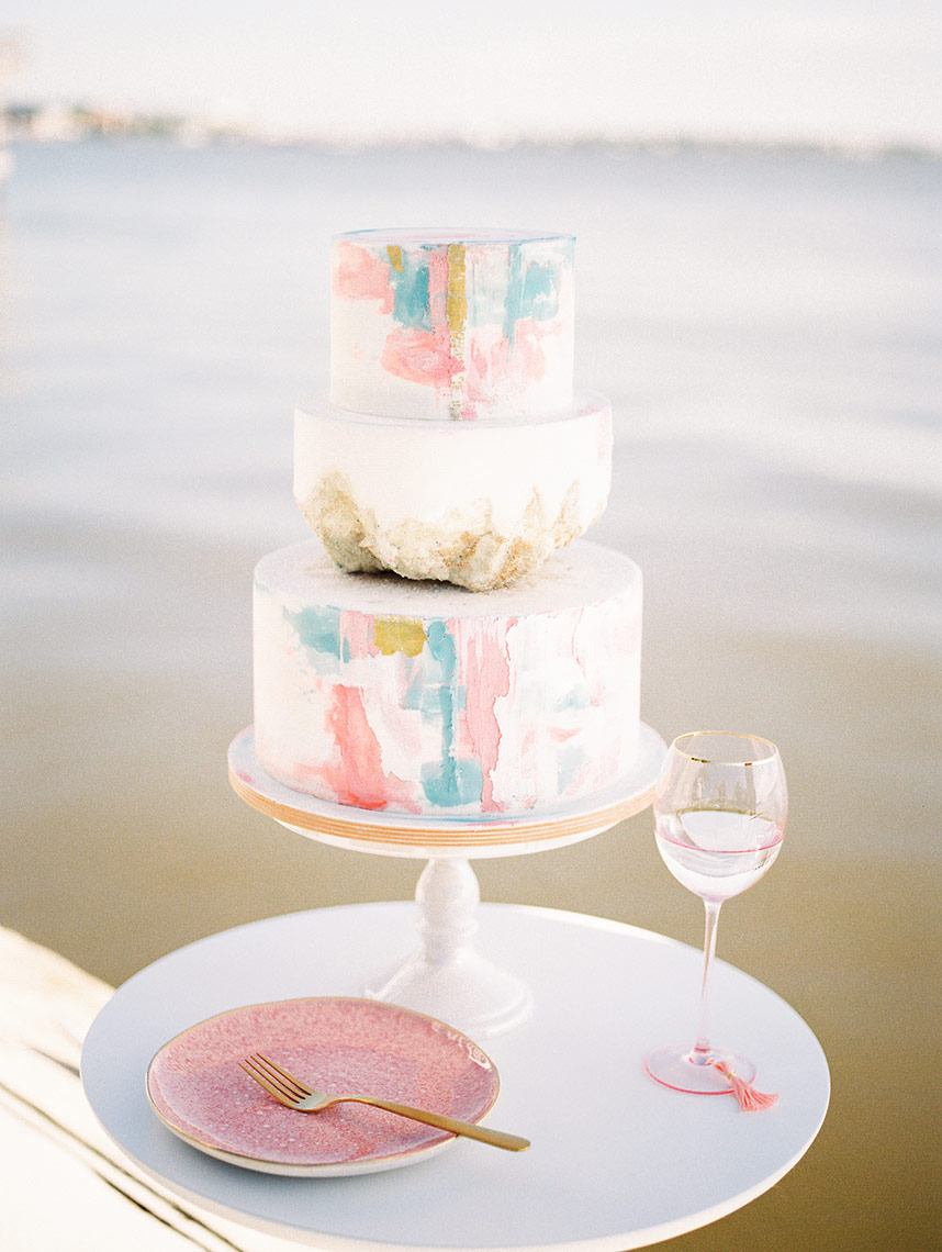 Houston Wedding Cake Bakers: Meet the Brides of Houston Mag Creatives