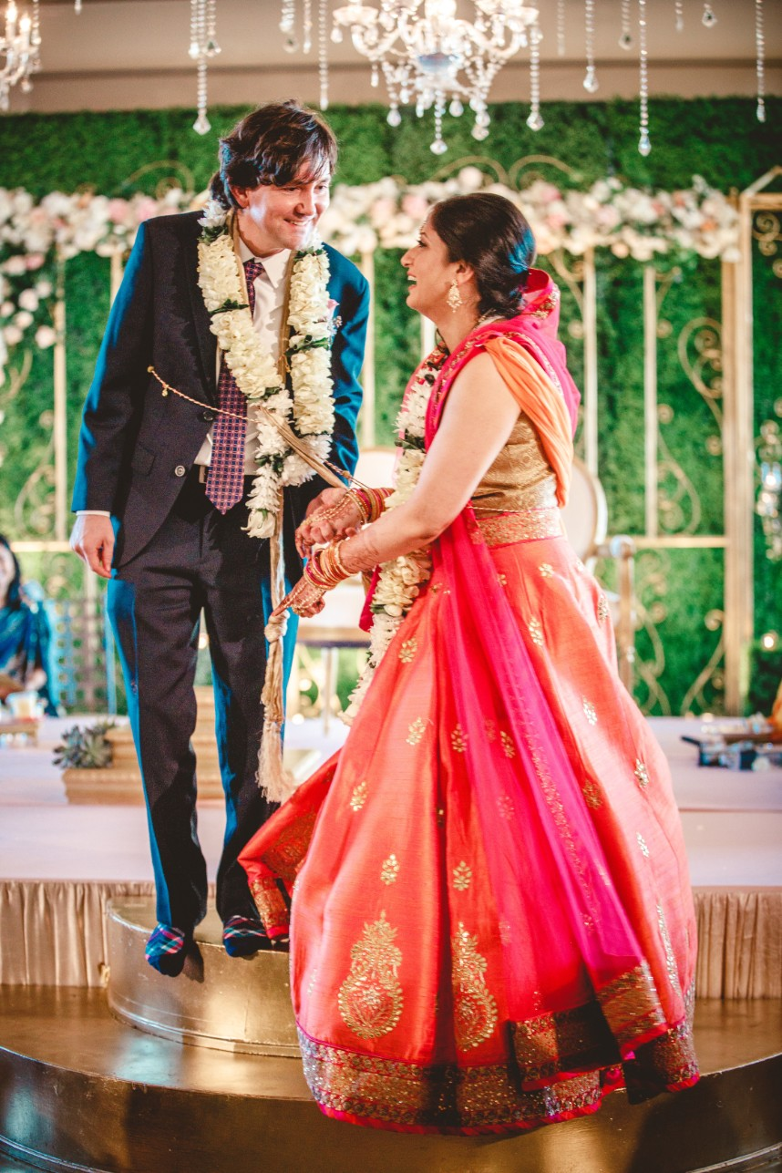 advice for planning a multi-cultural wedding