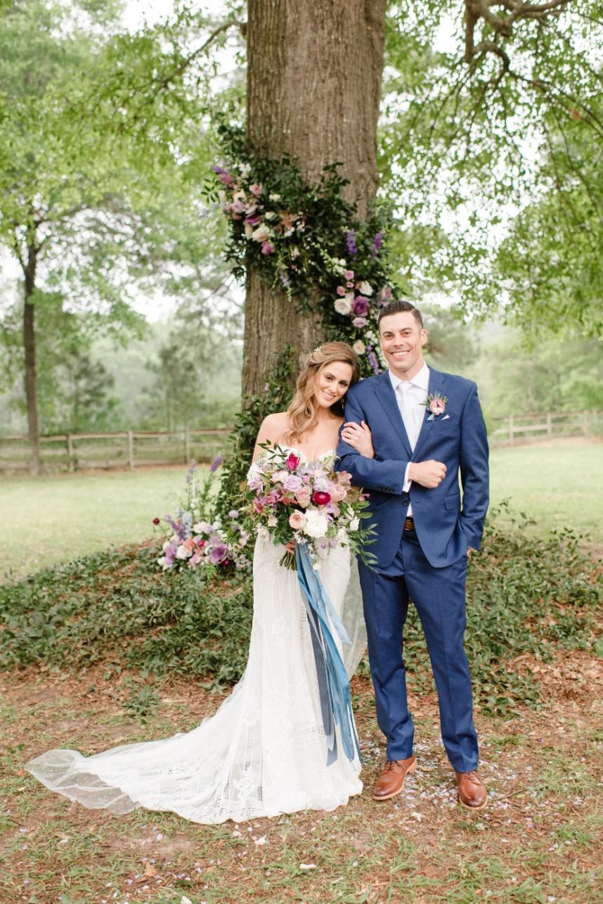 Whimsical Wedding Photography: Whimsical Bohemian Wedding Captured By Kati Hewitt Photography