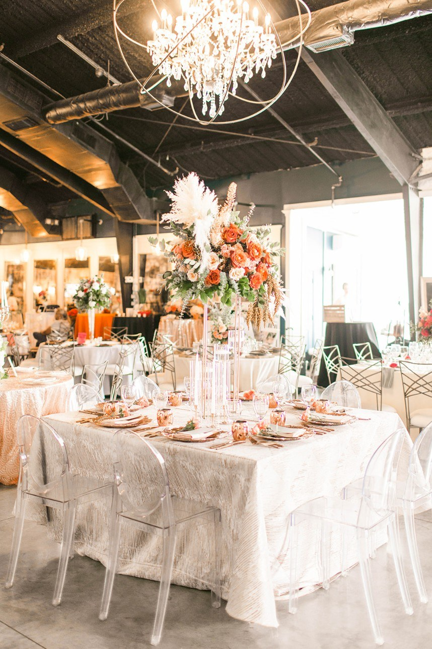 halloween hues fall wedding inspiration