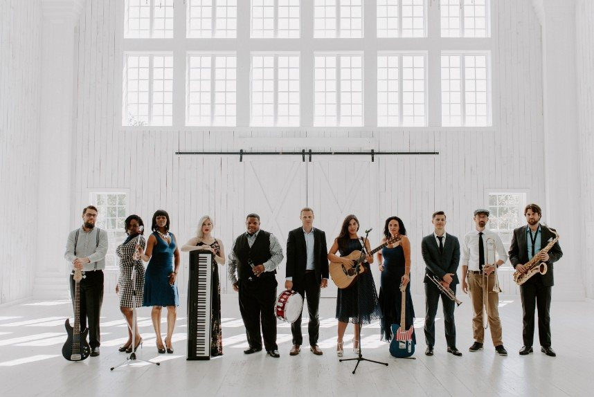 "Say ""Yes"" to a Perfectly Curated Wedding Playlist - Tips from Royal Dukes Band"