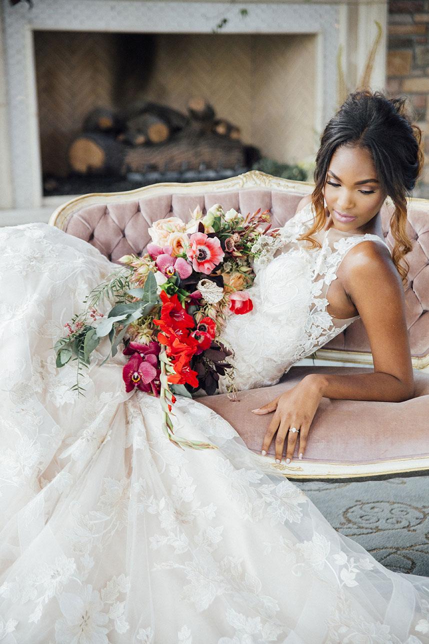 houston wedding floral trends 2018