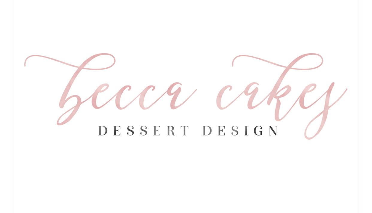 Becca Cakes - Houston Cakes & Desserts