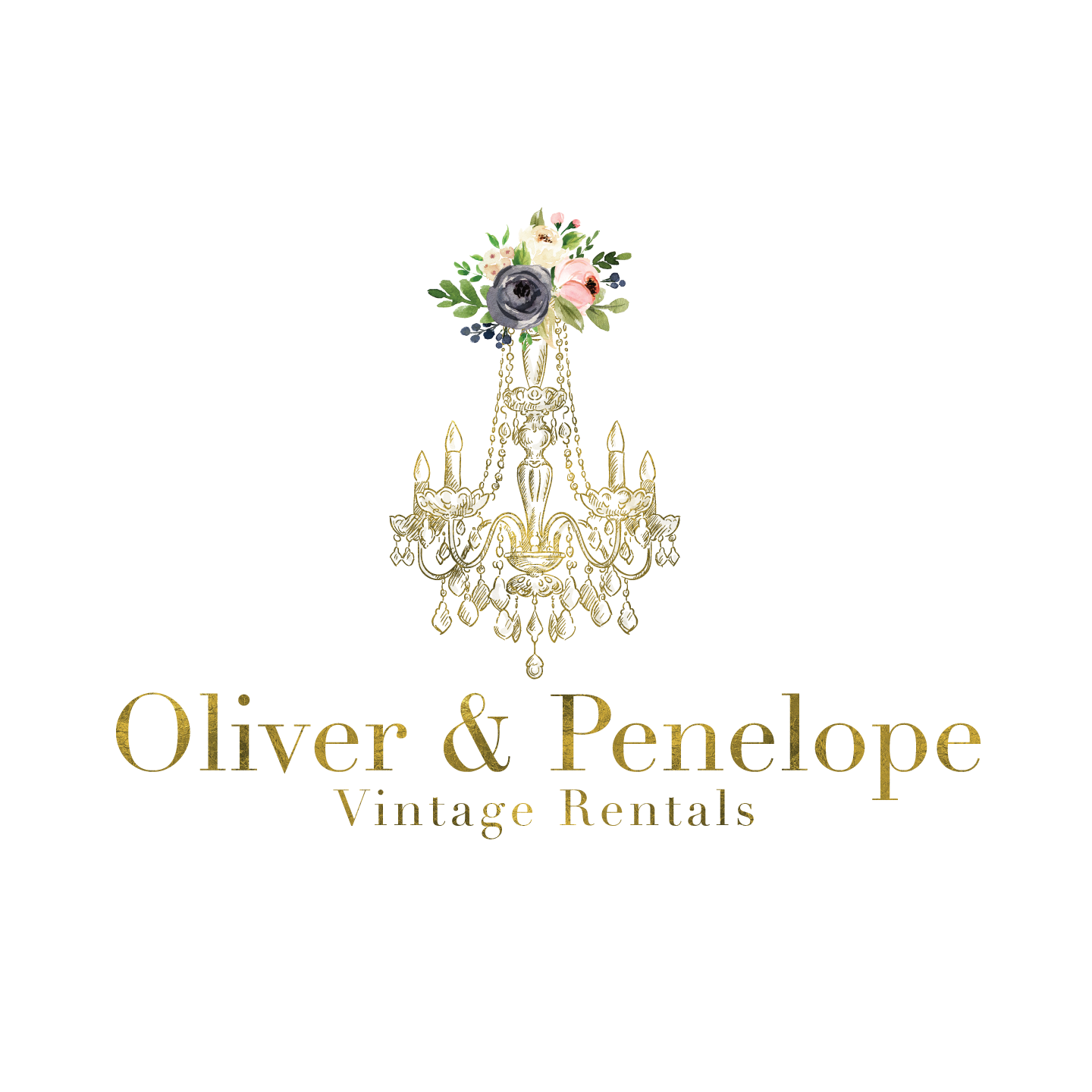 Oliver and Penelope Vintage Rentals - Houston Decor & Rentals