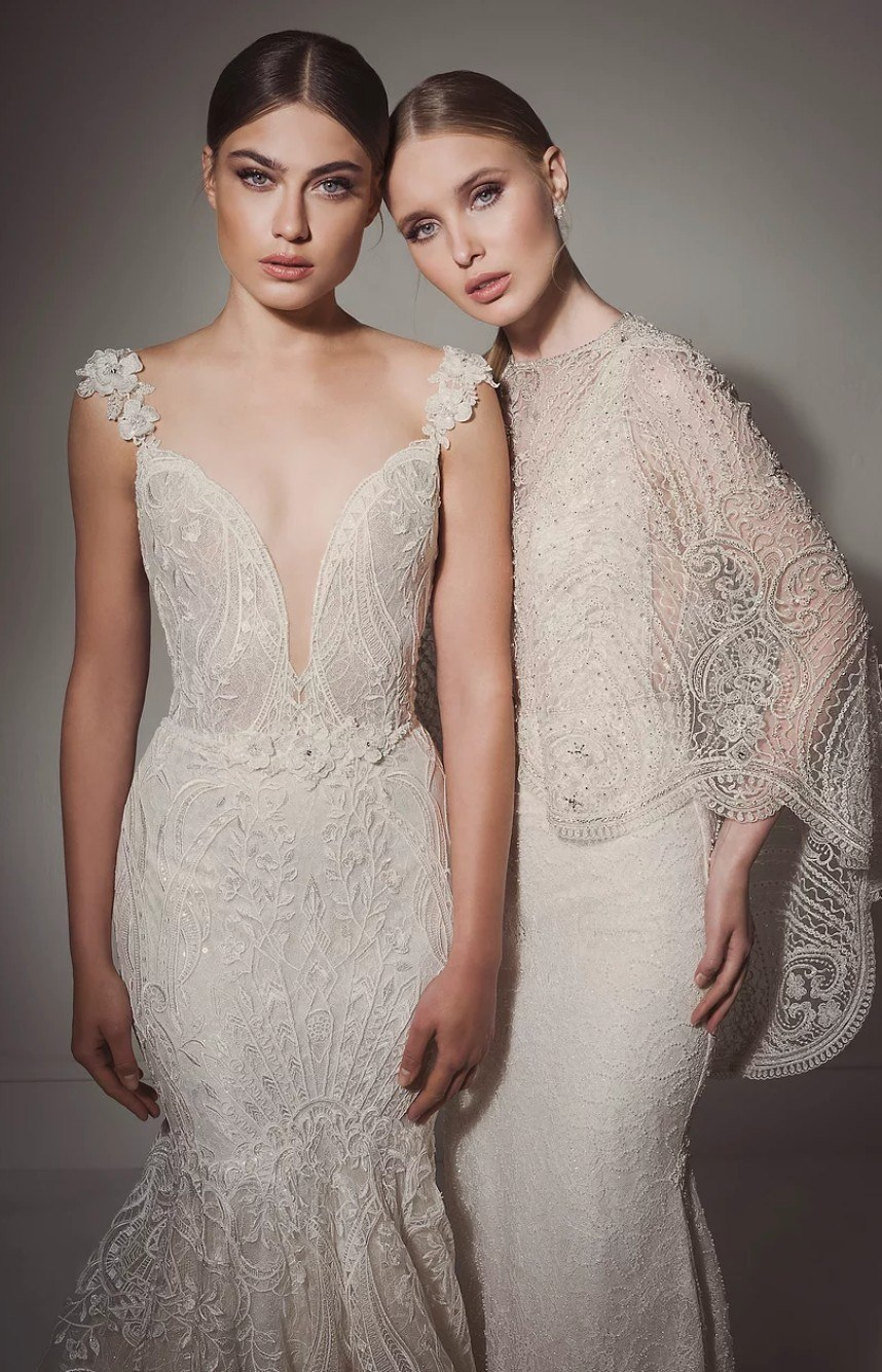 Belle Âme Bridal gowns to see at grand opening
