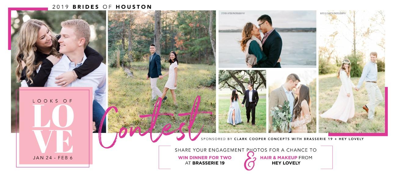 Brides of Houston Looks of Love 2019