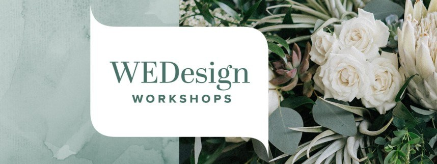 wedesign wedding planning workshop with houston wedding planner two be wed
