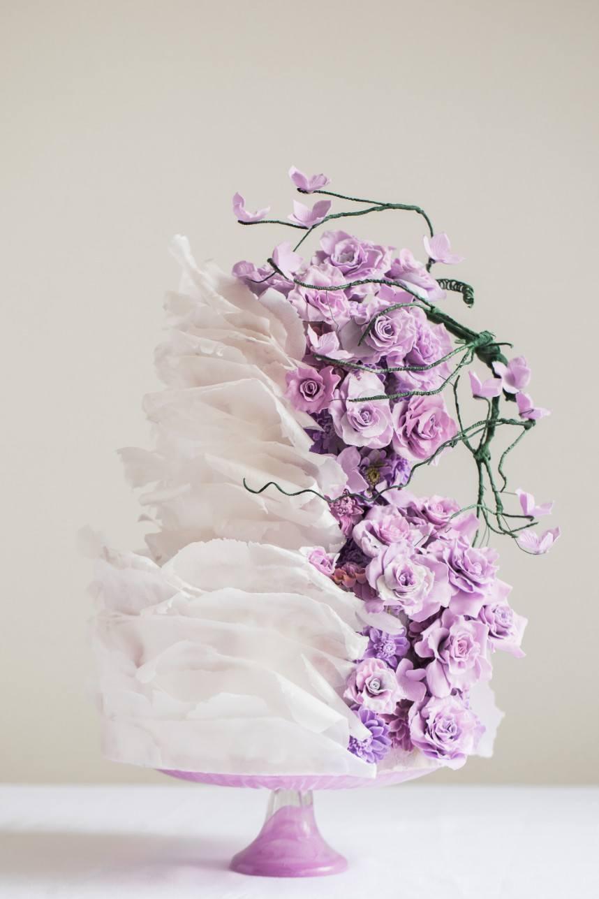 Slices of Heaven: Houston's Best Wedding Cake Artists