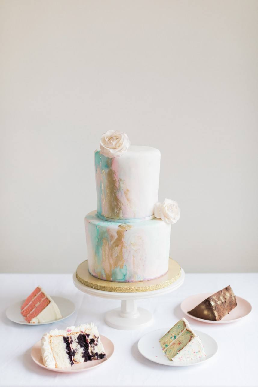 slices of heaven featuring houston's best cake artists
