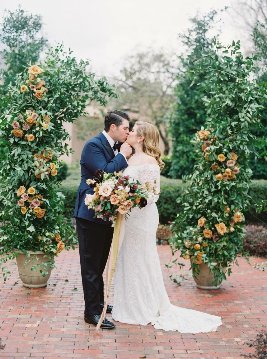 Wedding Walkthrough with TX-NOLA Flair from Jennifer Laura Design