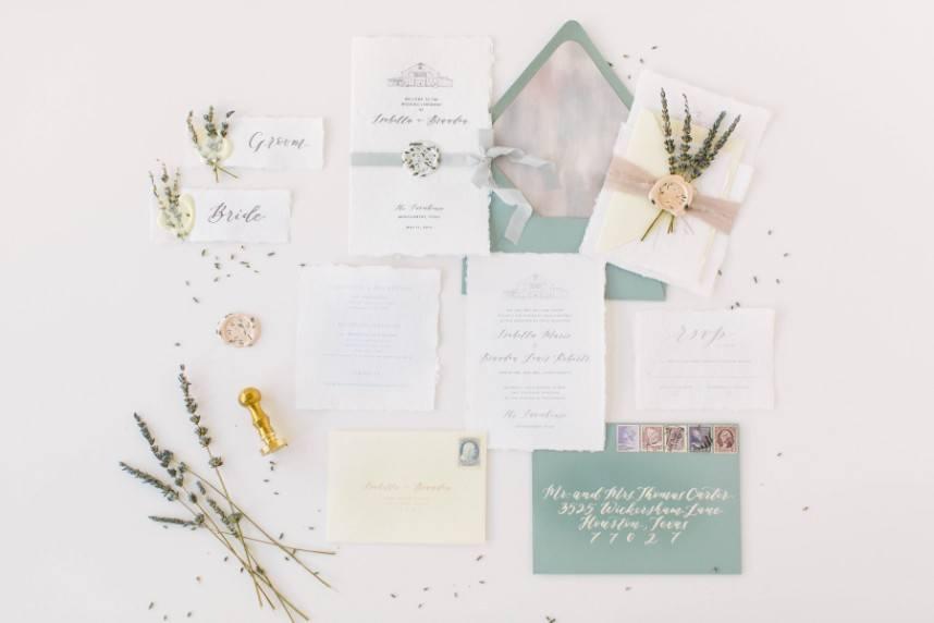 dreams and nostalgia houston invitation designer