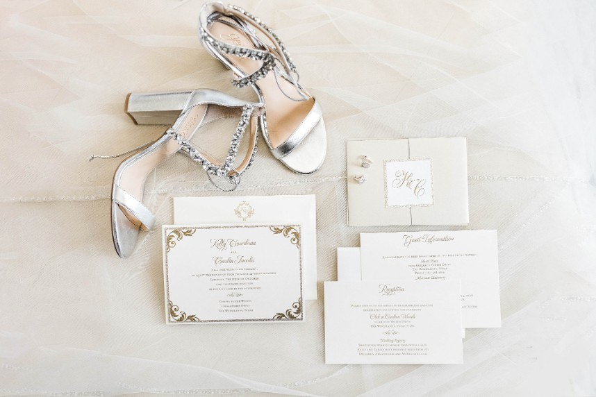 southern soirée wedding walkthrough with Houston wedding planner The Savvy Event Consultants