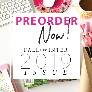 Fall/Winter 2019 Brides of Houston Magazine