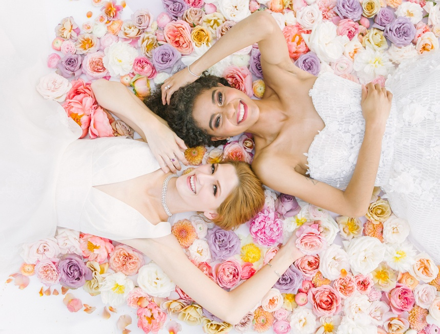 houston bride wedding dress