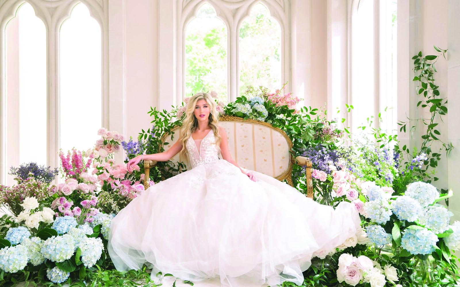 belle ame bridal