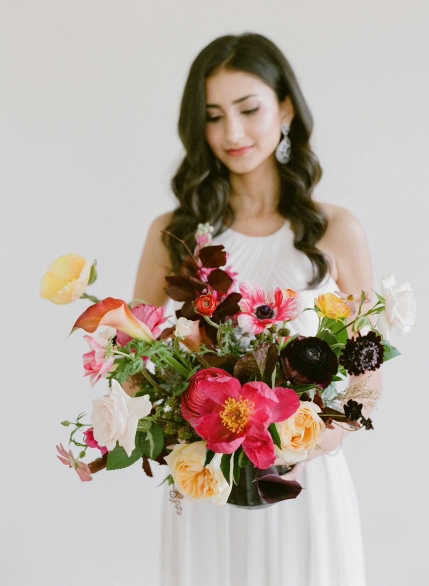 bold bouquet centerpiece