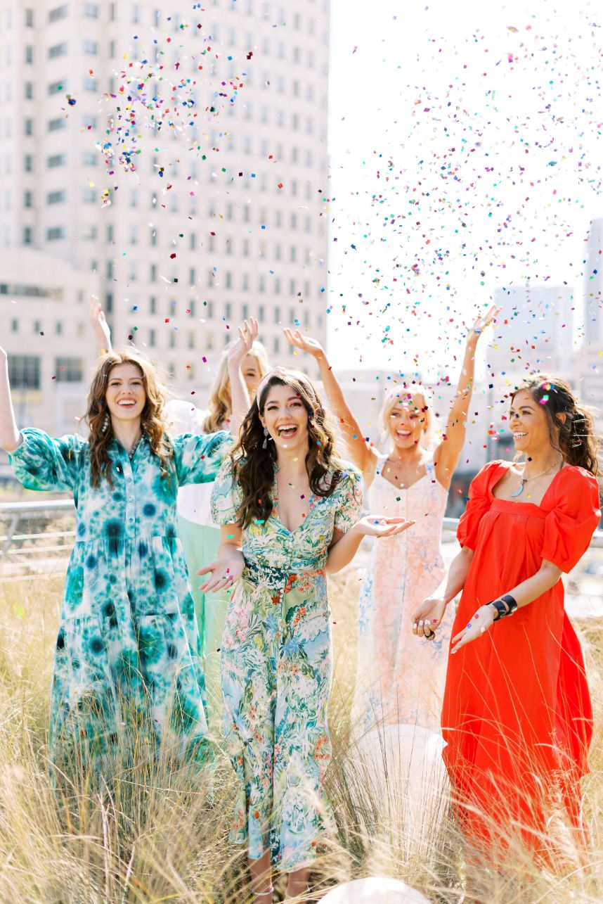 Babes Who Brunch | The Ultimate Rooftop Bridal Brunch
