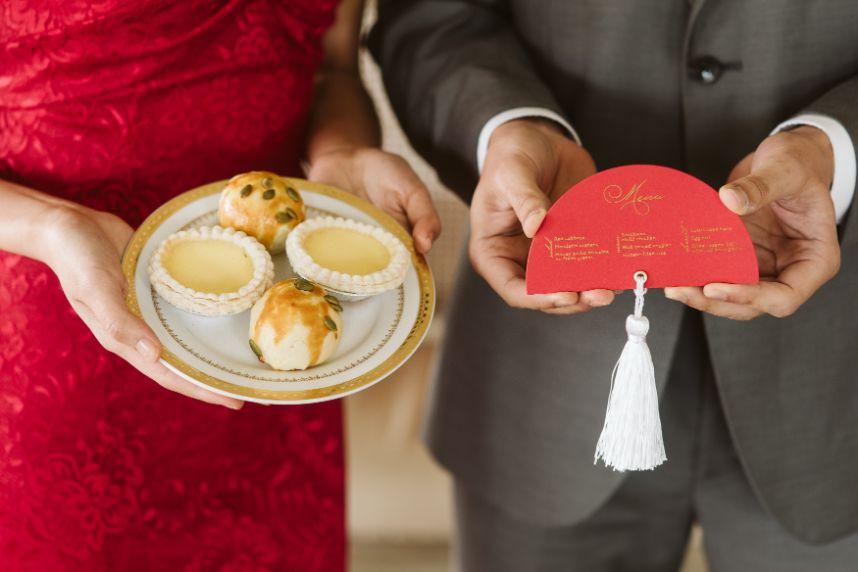 chinese tea ceremony food