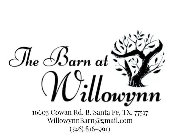 The Barn at Willowynn - Houston Venues, Venues