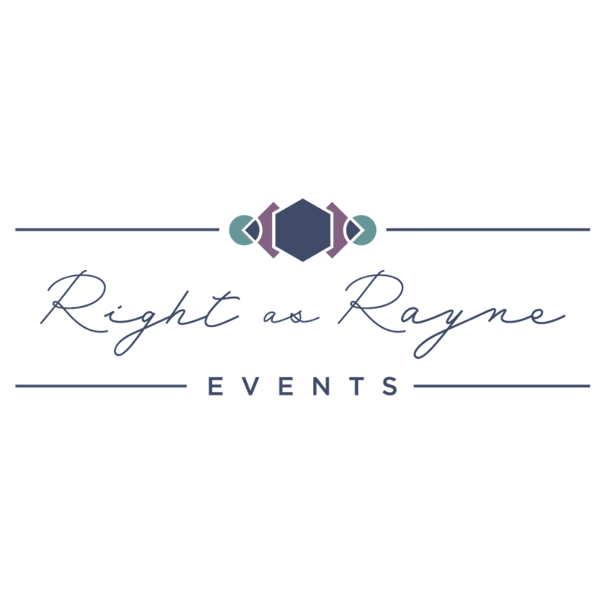 Right as Rayne Events - Houston Wedding Planner