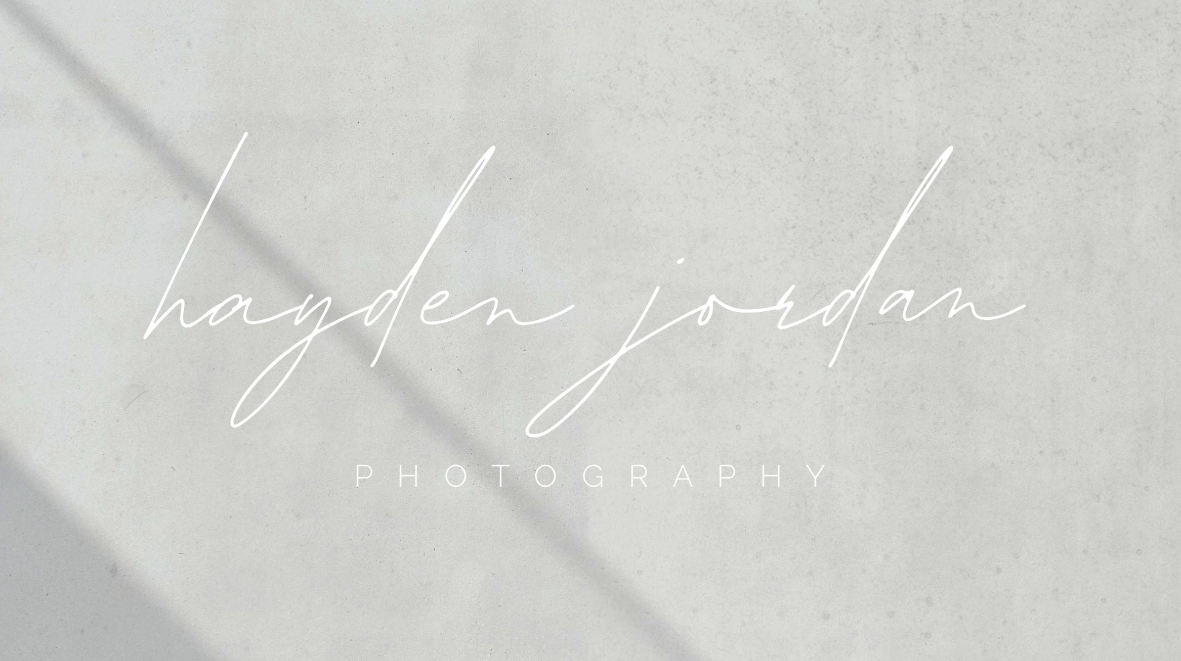 Hayden Jordan Photography - Houston Photography