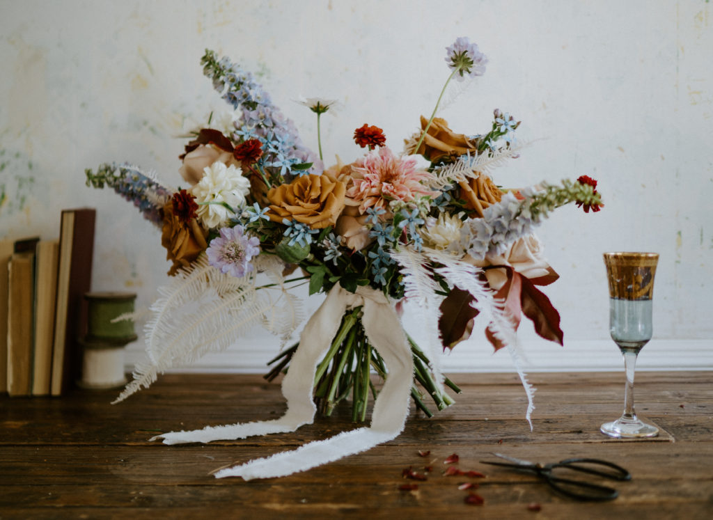 Cali and Bloom - Houston Wedding Floral