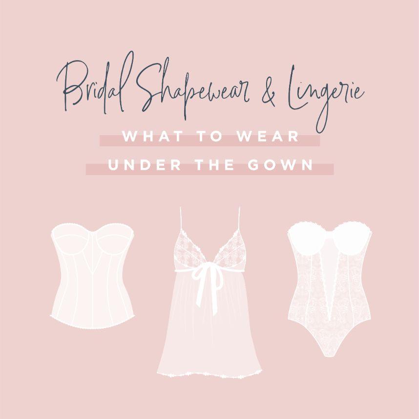 bridal shapewear and lingerie