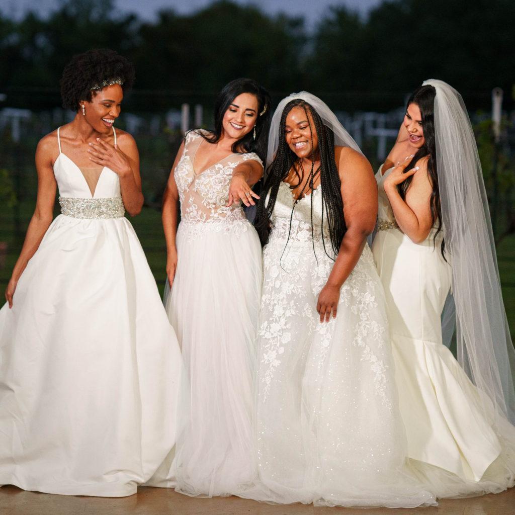 Modern Affinity - Houston Wedding Attire