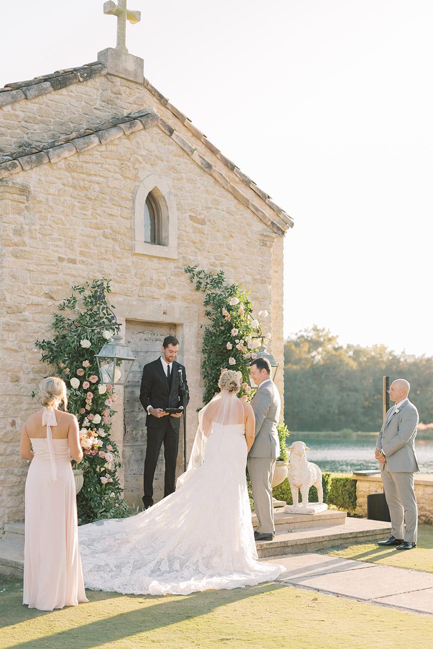 Houston wedding officiant