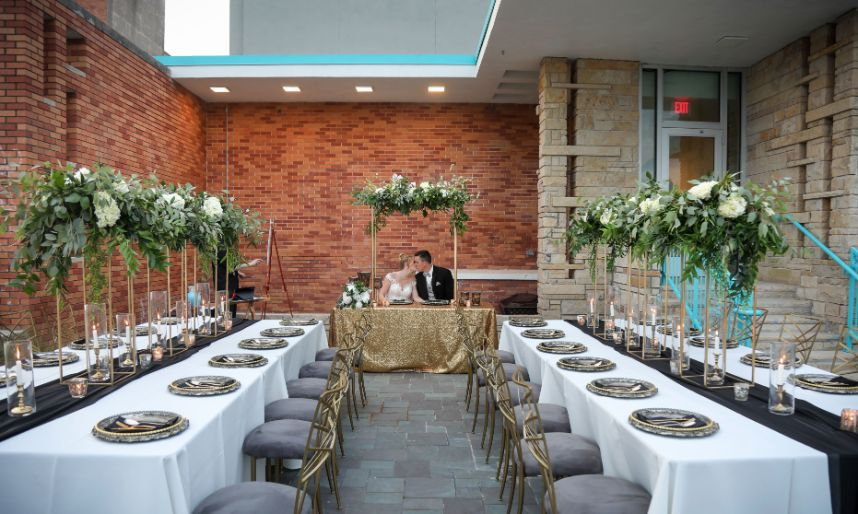 Industrial Houston Wedding Venues Perfect for the Moody Bride